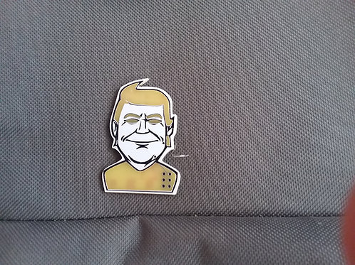 Pin Badge -Presidency 2020 -Donald Trump