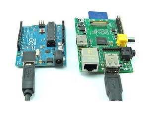 How to connect a Raspberry pi and a Arduino via serial communication
