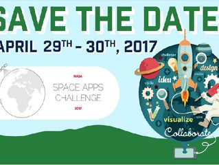 Space Apps Challenge: Improve tools for the earth with open data