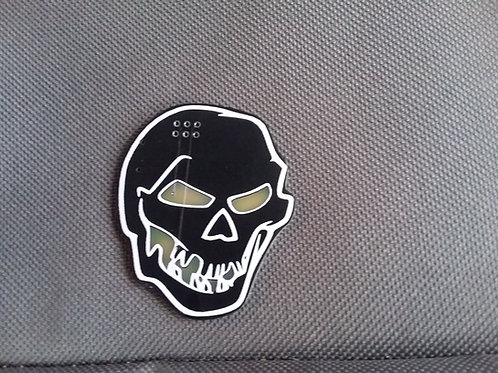Pin Badge  - Skull