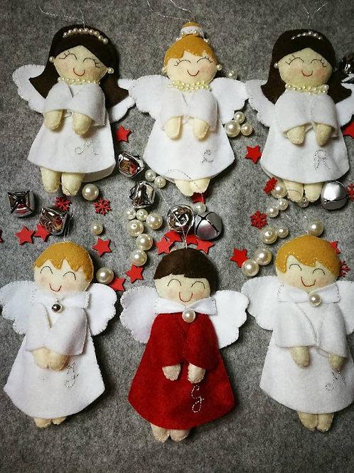 Куколки для декораций элитного текстиля, подарочные