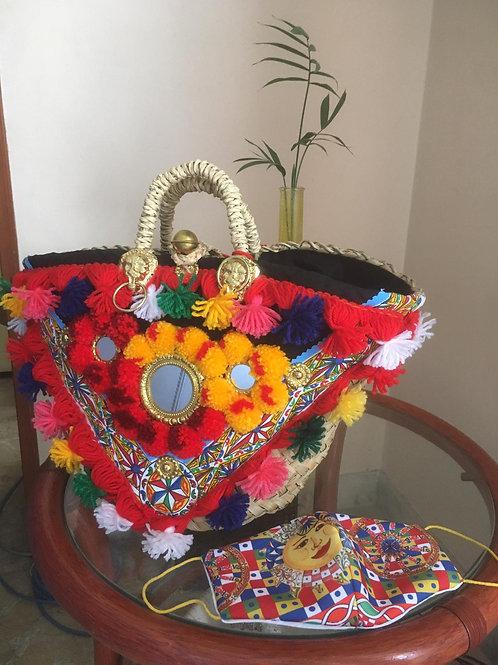 Сицилийские сумки известные на весь мир Coffe Siciliana