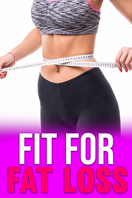 Teamfflex fit for fat loss online fat loss and weight loss program for women. Attractive female wearing sports bra and leggings measuring waist