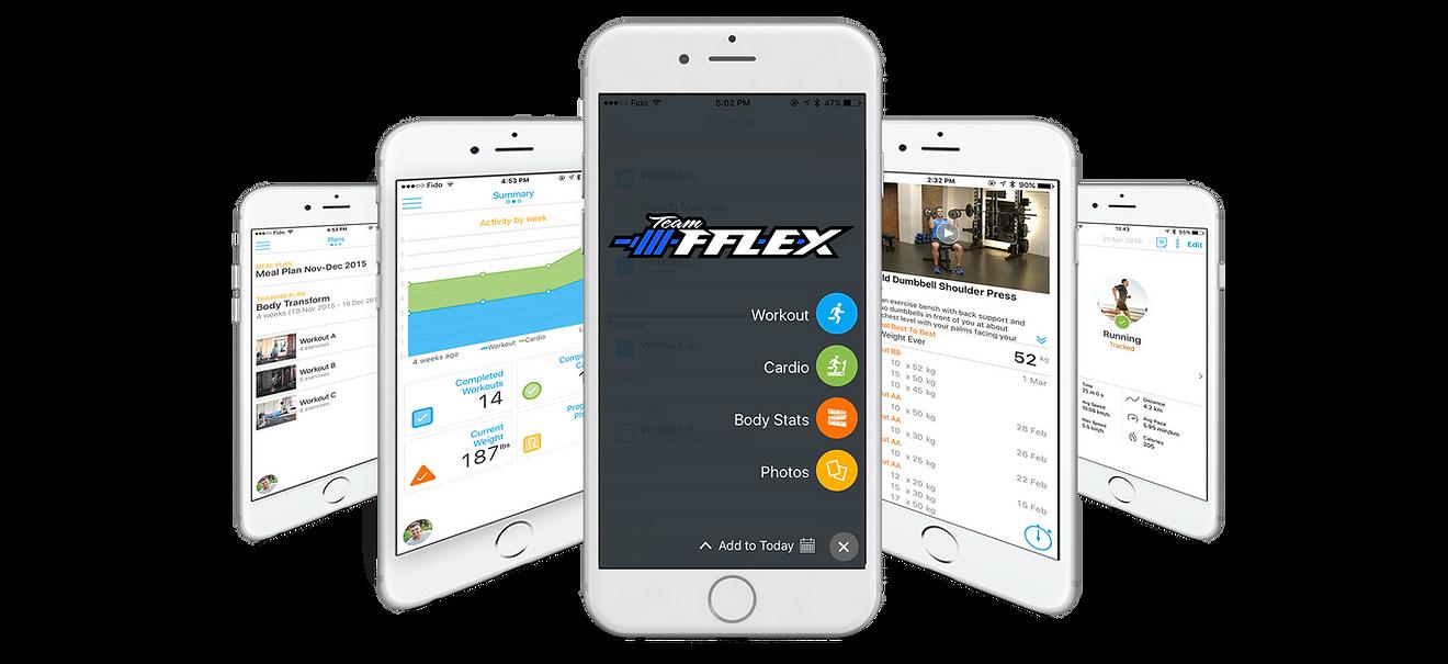 TeamFFLEX Coaching App