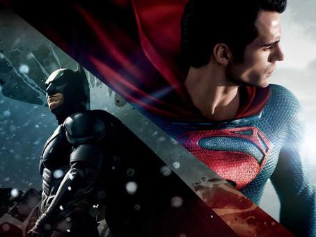 Batman Vs Superman Workout