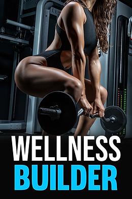 TeamFFLEX Wellness builder online coaching program for women to get an npc ifbb wellness looking body. attractie Woman dead lifting weights