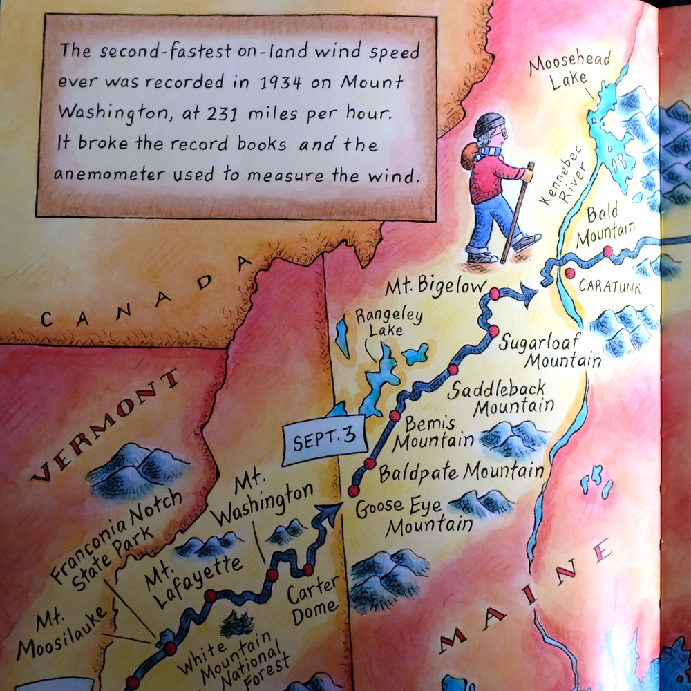 Grandma-Gatewood-hikes-the-Appalachian-Trail-Picture-Book-by-Jennifer-Thermes