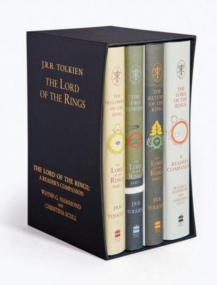 The Lord of the Rings Book set by J.R.R. Tolkien Great Graduation Gifts