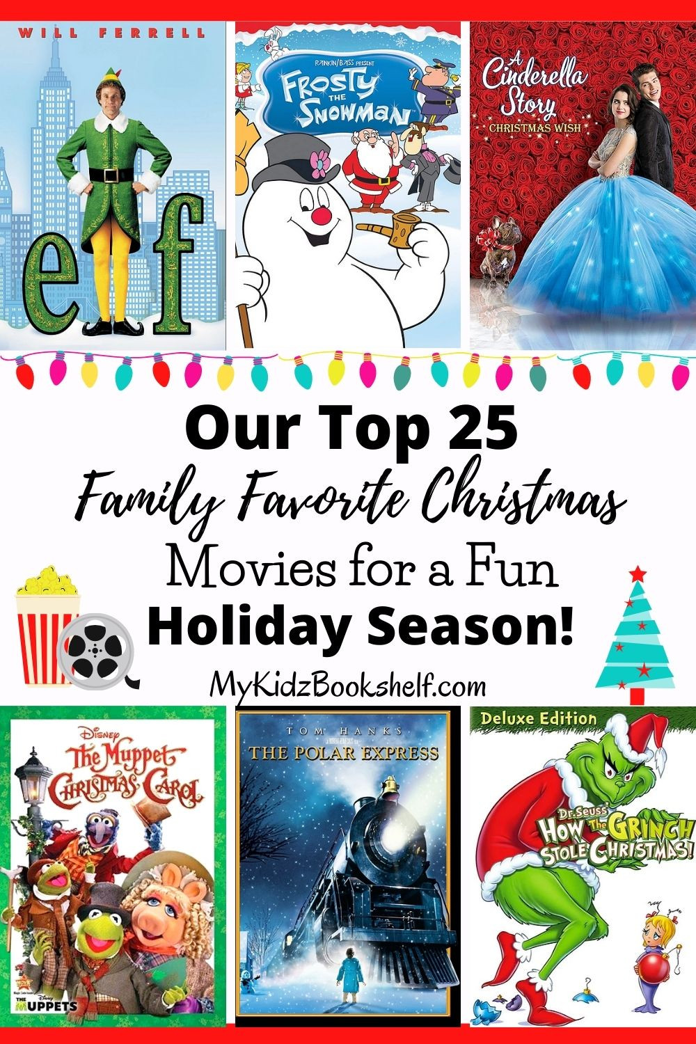 25 Family Favorite Christmas Movies for a Fun Holiday Season