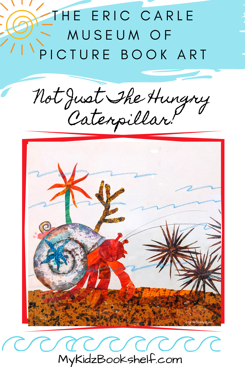 Pinterest Pin The Eric Carle Museum of Picture Book Art