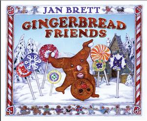 Gingerbread-Friends-by-Jan-Brett-Gingerbread-cottages