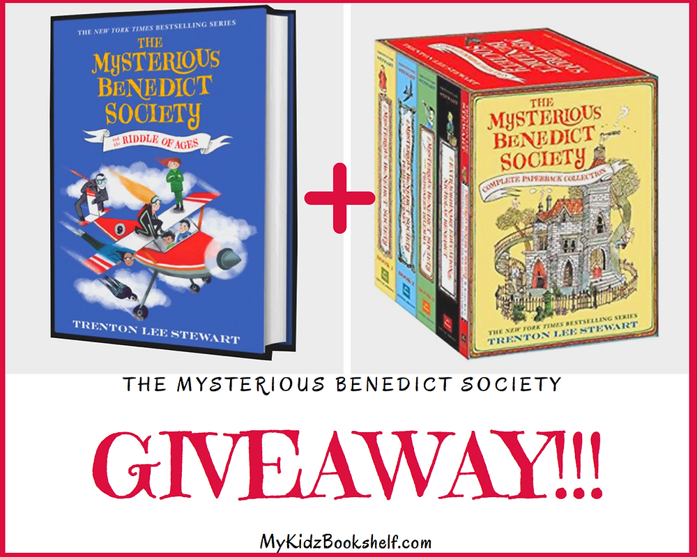 Giveaway-The-Mysterious-Benedict-Society-and-the-Riddle-of-Ages