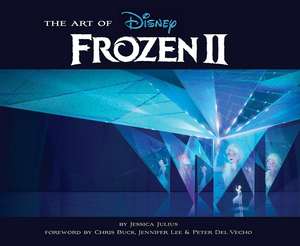 Book-cover-of-the-artwork-from-Frozen-with-crystal-with-Elsa-contained-within