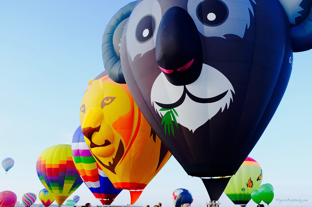 koala-lion-and-other-colorful-hot-air-balloons