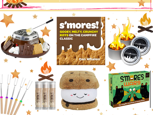 The Best S'mores Gift Guide for Summer, Family, and Campfire Fun All Year Long