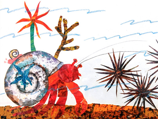 Not Just 'The Very Hungry Caterpillar'- The Eric Carle Museum of Picture Book Art!