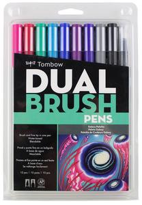 Graduation Gift Ideas Tom Bow Dual Brush Pens Galaxy colors