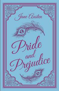 Pride and Prejudice book cover by Jane Austen