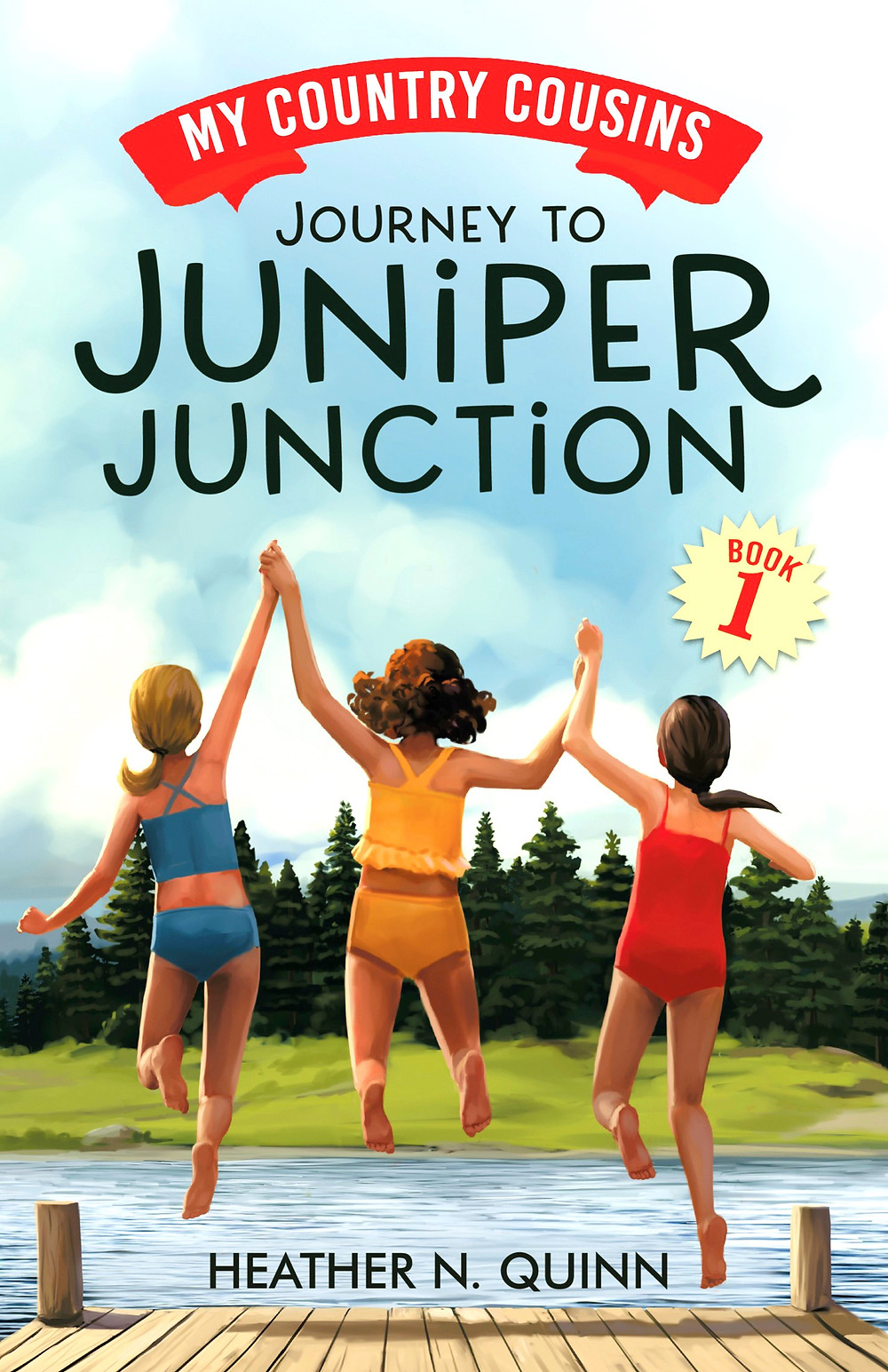 My Country Cousins Journey to Juniper Junction