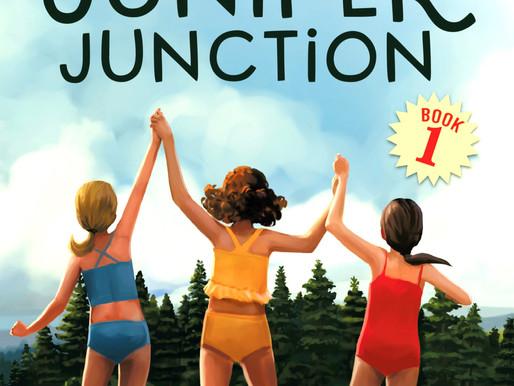 Journey to Juniper Junction! A  Summertime Book Feature, Banoffee Pie & More Fun Activities!