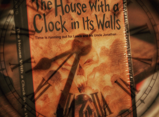 6 Fun Activities to Go Along with 'The House With a Clock in Its Walls!' - Perfect for Halloween!