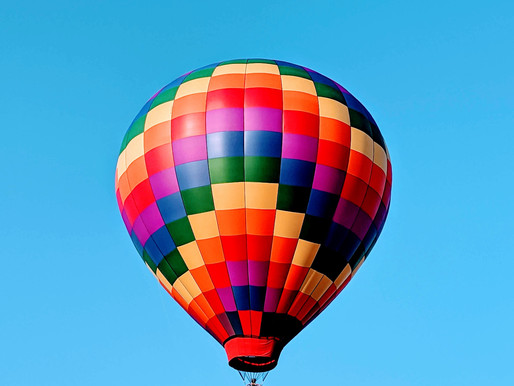 Up, Up and Away: A Fun Start To Fall at the Adirondack Hot Air Balloon Festival!