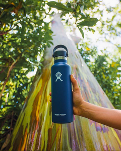Hydro flask navy cobalt water bottle Great Gifts fro Grads