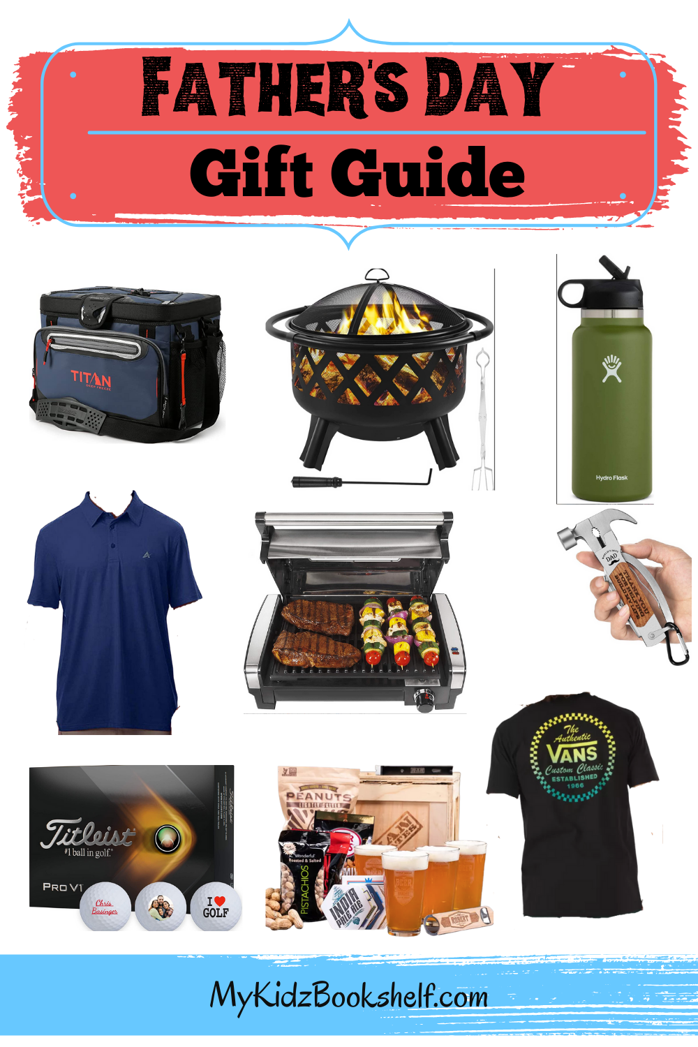 Graphic 25 Best Father's Day Gift Guide Ideas Gifts for Guys special men in your life