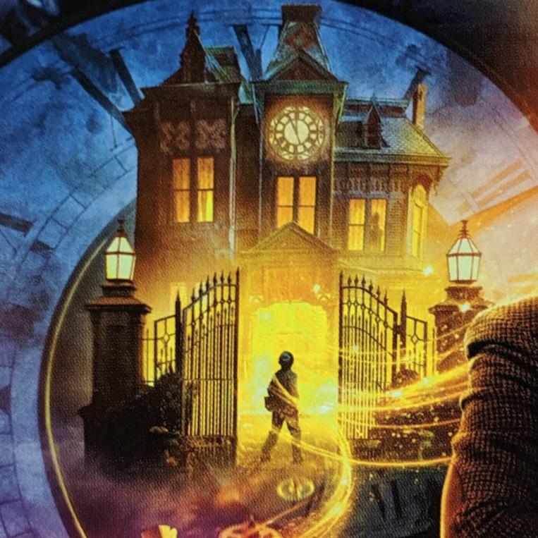 boy-walking-toward-mansion-wth-clock