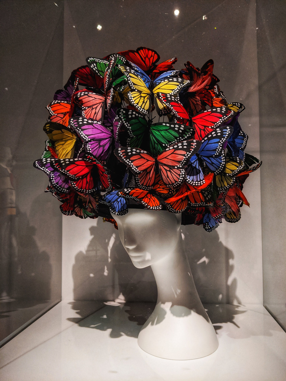 hat-from-museum-exhibit-with-butterflies-all-over-it