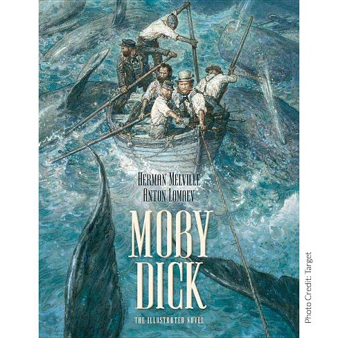 Moby-Dick-by-Herman-Melville