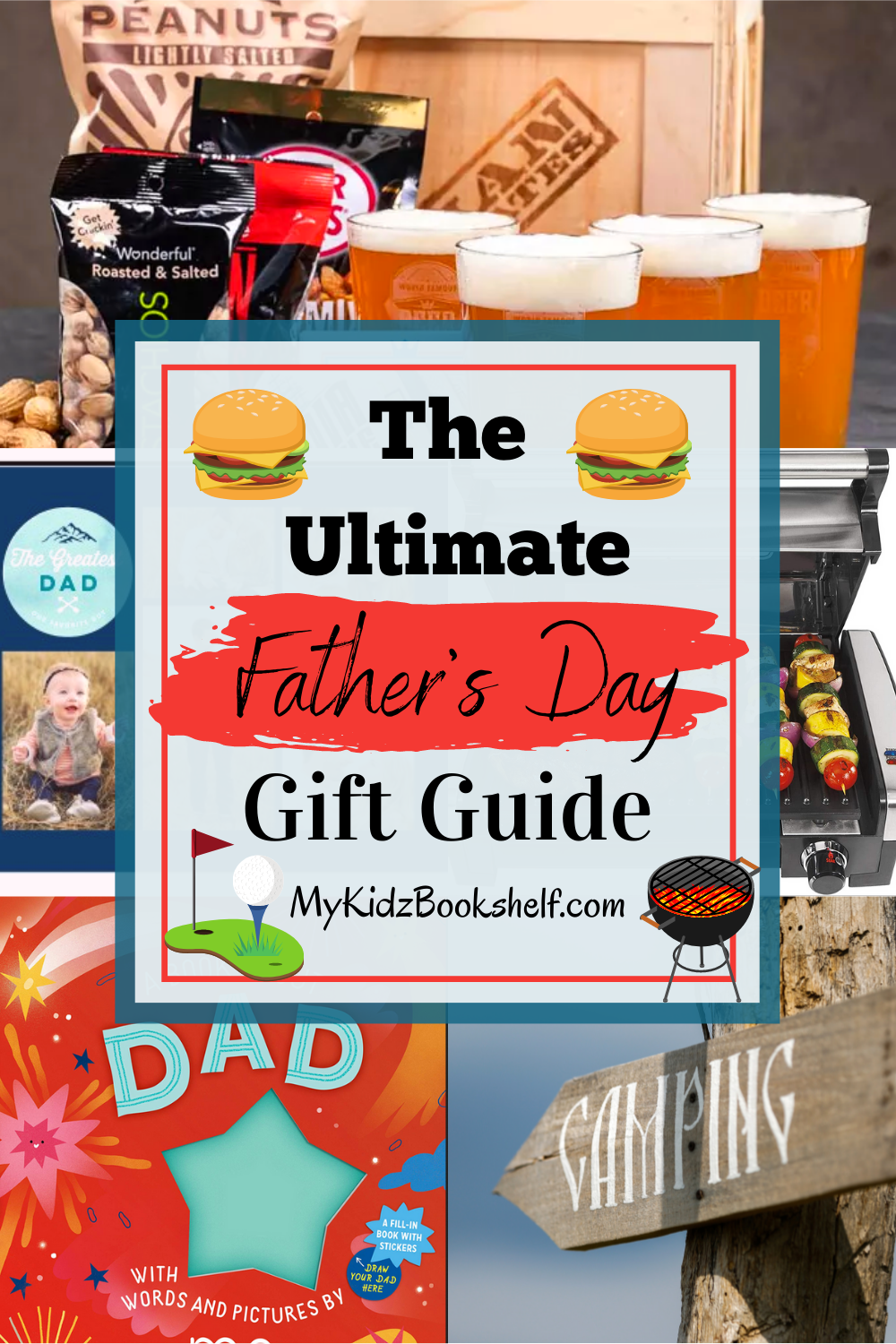 25 Best Father's Day Gift Guide Ideas Gifts for Guys special men in your life