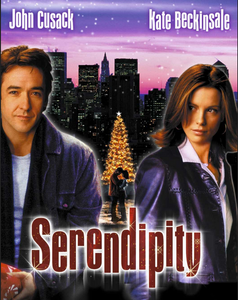 movie-promotional-image-for-Serendipity-with-John-Cusack-on-the-left-and-Kate-Beckinsale-one-the-right-with-Rockefeller-Center-Christmas-tree-and-city-skyline-in-between