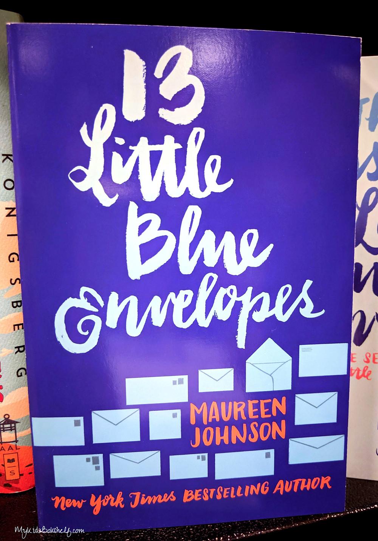 13-Little-Blue-Envelopes-by-Maureen-Johnson-New-York-Times-bestselling-author
