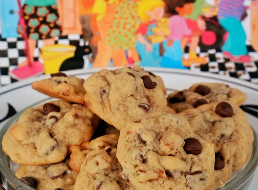 Chocolate Chip Cookies! The Holiday, Books, the Original Toll House Recipe + a  Contest!