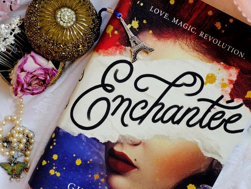 Enchantée by Gita Trelease - a Fabulous French Feature for Bastille Day that will Dazzle You!