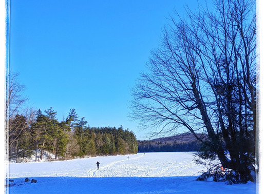 Get Outside! Cross Country Ski with Us!