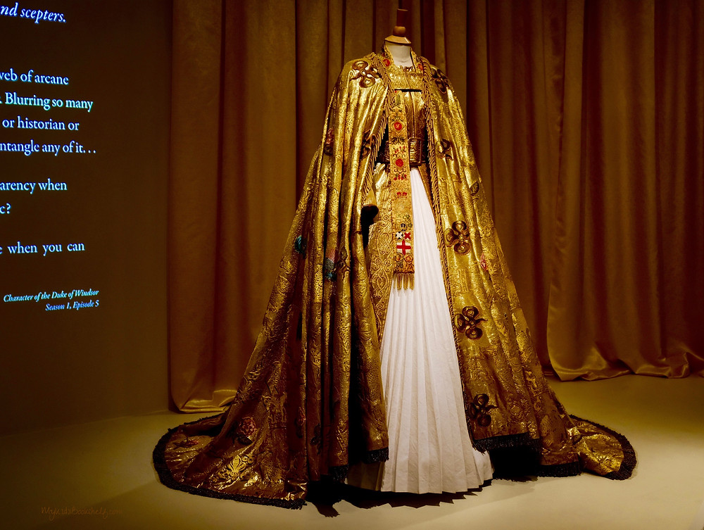 Replica-of-the-coronation-gown-and-robe-worn-by-Claire-Foy-in-season-one-of-The-Crown-Netflix-Original-Series
