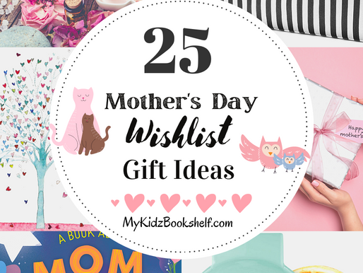 25 Mother's Day Wish List Gift Ideas!