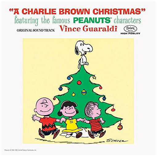 A Charlie Brown Christmas cd Vince Guaraldi