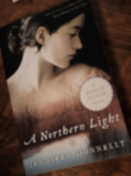 A Northern Light by Jennifer Donnelly Book