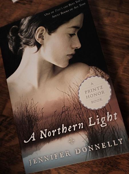 A Northern Light by Jennifer Donnelly Book