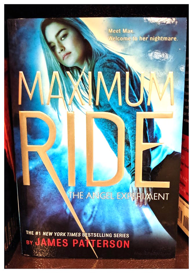 Maximum-Ride-The-Angel-Experiment-by-James-Patterson-#1-New-York-Times-bestselling-series