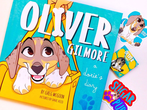 Oliver Gilmore: A Doxie's Diary - A Dog Shares His Adventures & Journey with Diabetes