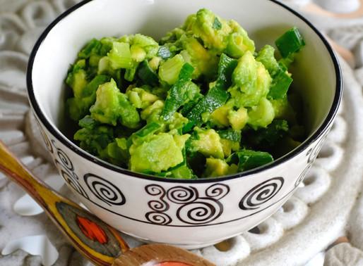 The BEST Go-to Guacamole Recipe!