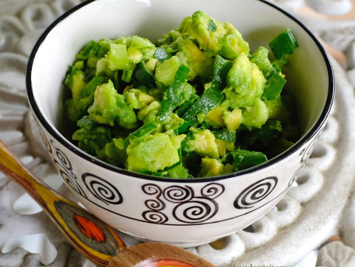 The BEST Go-to Guacamole Recipe!