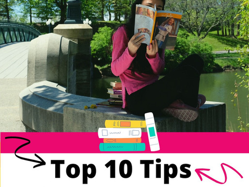 Top 10 Tips for Helping Kids Become Better Readers and Have Fun Too!