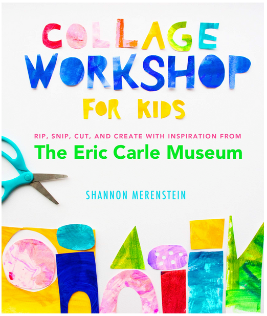 Collage Workshop for Kids with Inspiration from The Eric Carle Museum