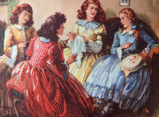 Little Women: Beyond the Book! Jogging,   The BEST Movie and Apple Slump!