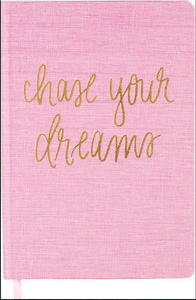 Great Gifts for Graduates Chase Your Dreams Journal